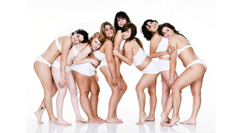 """Mulheres reais para anunciar os produtos Dove, foi a principal ideia da """"Campanha pela real beleza"""", lançada em 2004"""