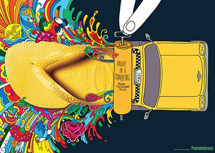 Anúncios para o mercado internacional: inteligência criativa a serviço do status