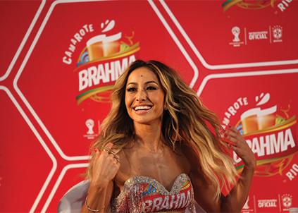 O Camarote da Brahma, no sambódromo do Rio de Janeiro, foi um patrocínio da cerveja durante 24 anos ininterruptos, numa das maiores ações de marketing entre as grandes marcas nacionais