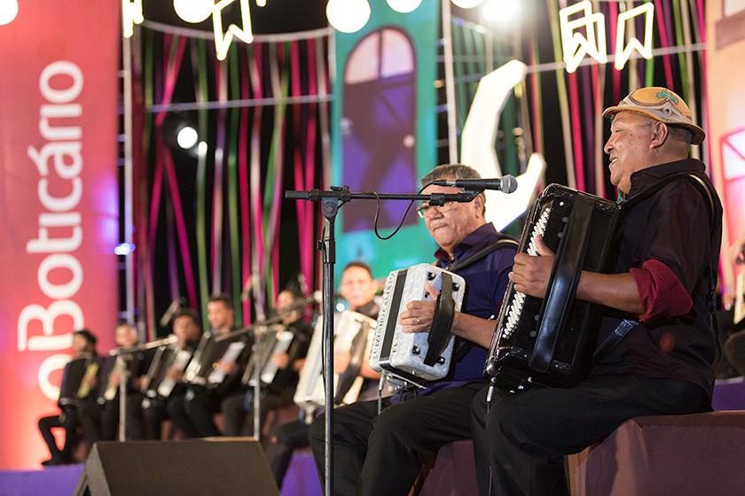 Orquestra Sanfônica prestou homenagem em Exu, cidade do interior de Pernambuco, onde nasceu o Rei do Baião