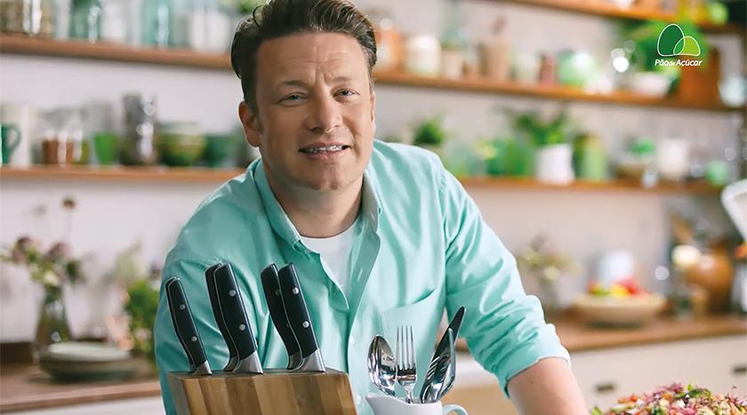 Campanha criada pela BETC/Havas para comemorar os 58 anos da marca, comemorados em agosto deste ano, foi protagonizada pelo chef Jamie Oliver