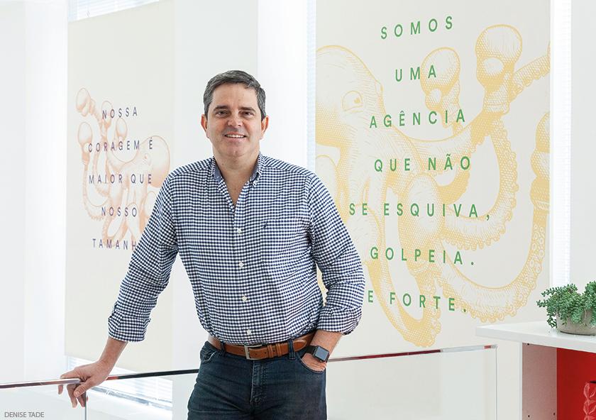 """""""Temos um histórico muito longo não só com Omo, mas com a Unilever como um todo"""", diz Robert Filshill, da MullenLowe"""