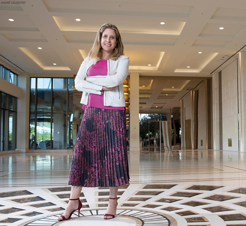 """""""Trouxemos uma linguagem diferente em telecom"""", afirma Ana Paula Castello Branco, diretora de advertising e brand management da TIM Brasil"""