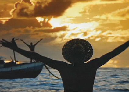"""Você em 1º lugar: é o filme """"Mantra"""", de lançamento da Vivo, em 2003 (Africa)"""