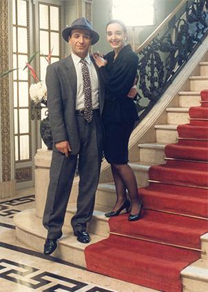 """Em meados dos anos 1980 surgiram o detetive Ted Tigre e sua assistente Joana d'Agua, que investigavam obras para ver se elas tinham a """"marca das três patas"""""""