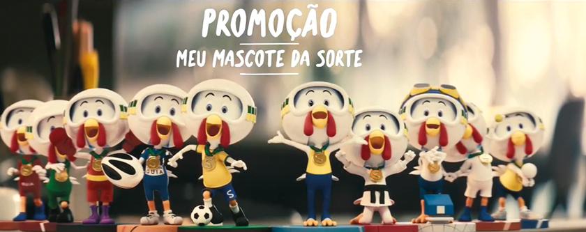 Na Rio 2016, a cada R$ 30, consumidor escolhia uma miniatura uniformizada do Lek Trek