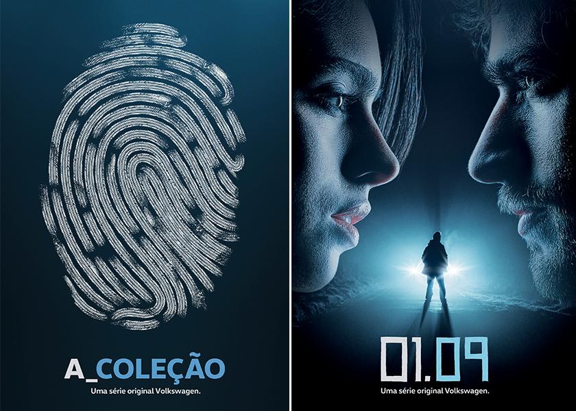 """Webséries """"A Coleção"""" e """"01.09"""" lançaram o T-Cross e o Novo Polo, respectivamente"""